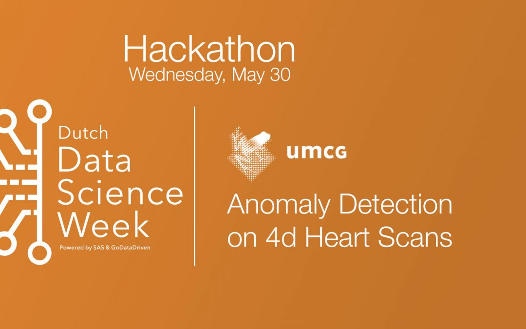 UMCG Hackathon – Anomaly Detection on 4d Heart Scans